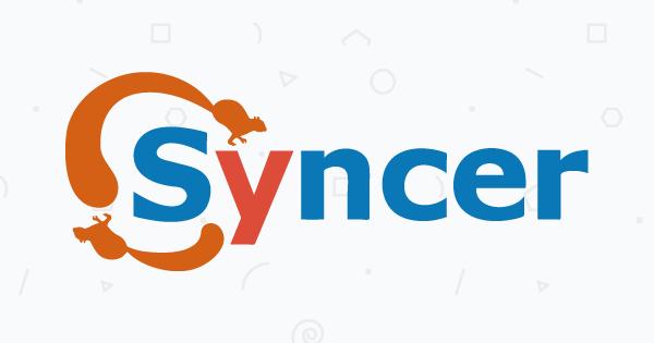 SYNCER | 知識と感動を同期するブログ
