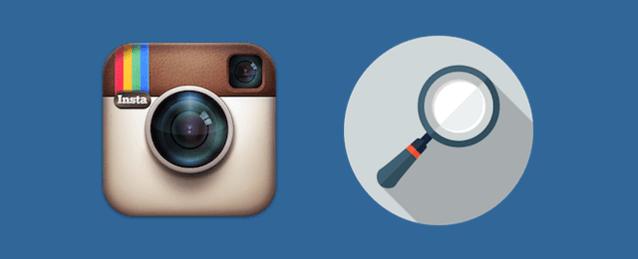 Instagramで検索した履歴を消す方法