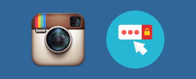 Instagramでパスワードを設定する方法