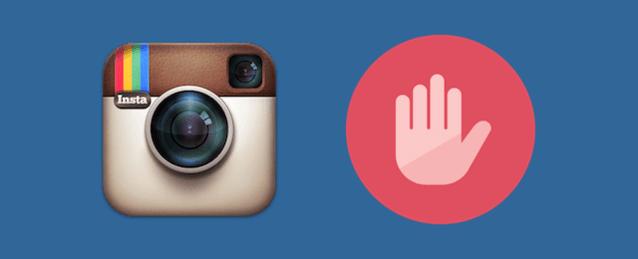 Instagramでおすすめユーザーに表示されたくない場合の設定