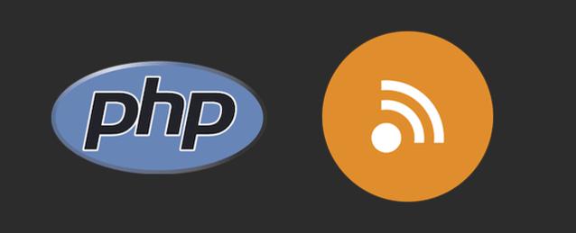 PHPでRSSやAtomのフィードを取得する方法