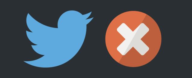 how to delete twitter account app