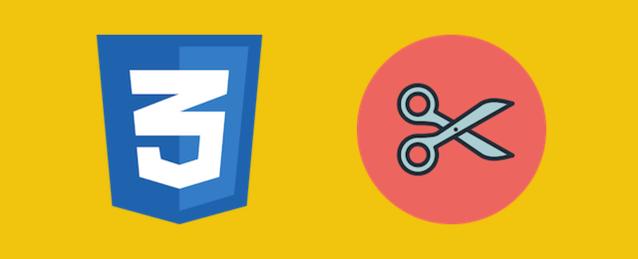 CSS Minifier (スタイルシートの圧縮)